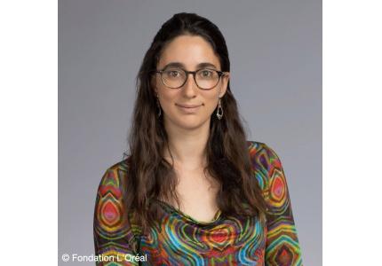 Prix L'Oréal pour Léa Bonnefoy
