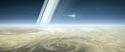Dernier tour de piste pour la sonde Cassini