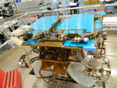 ExoMars le rover européen se prépare