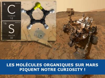 Le LATMOS impliqué dans deux découvertes martiennes majeures