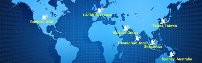 Avec INSPIRE le Latmos communique avec les nano-satellites