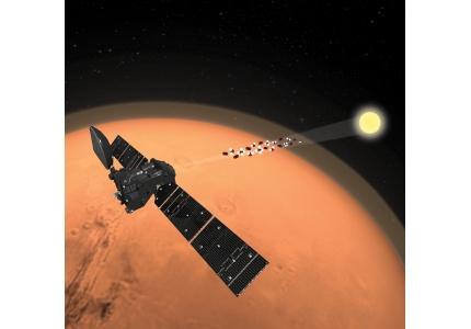 Premiers résultats pour l'ExoMars Trace Gas Orbiter