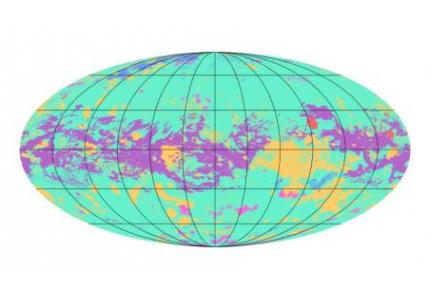 Première carte géomorphologique globale de la surface de Titan