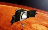 Erosion de l'atmosphère, aurores dans la nuit martienne… : la mission MAVEN livre ses premiers résultats